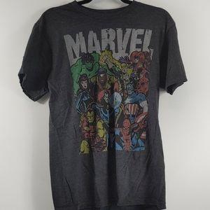 Marvel Comics Graphic Tee